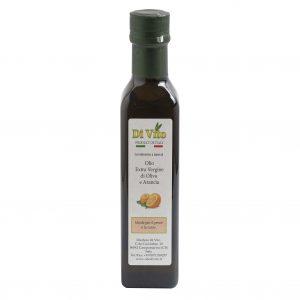 Condimento a base di Olio Extravergine di Oliva e Arancia