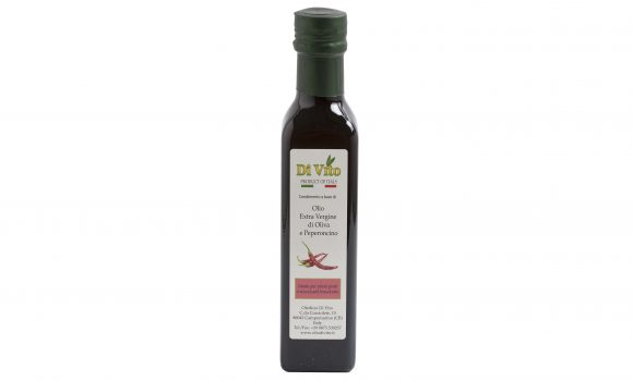 Condimento a base di Olio Extravergine di Oliva e Peperoncino